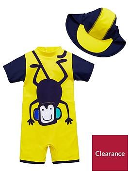 mini-v-by-very-2-piece-boys-monkey-sunsafe-and-hat-set-yellow