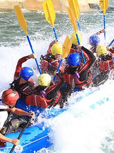 virgin-experience-days-white-water-rafting-on-olympic-course-with-olympic-champion-tim-baillie-innbspwaltham-abbey-hertfordshire