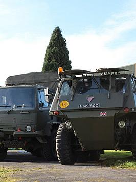 virgin-experience-days-military-vehicle-off-road-driving-plus-stalwart-passenger-ride-innbspbicesternbspoxfordshire