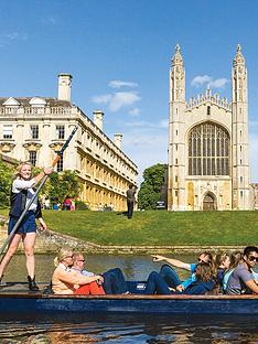 virgin-experience-days-chauffeured-cambridge-punting-tour-for-two