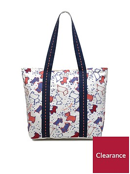 radley-speckle-dog-large-zip-tote-bag