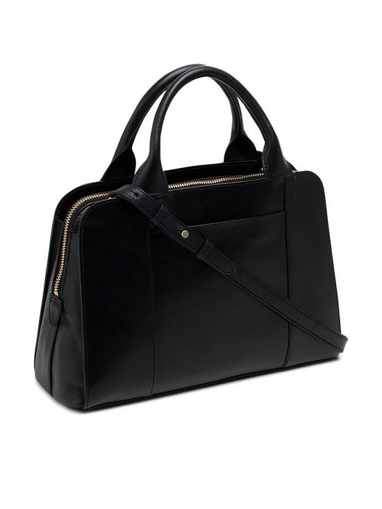 de3b0d58e8e ... Radley Millbank Large Zip Top Multiway Bag - Black. View larger