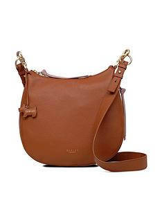 radley-radley-pudding-lane-tan-large-ziptop-cross-body-bag