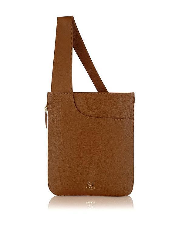 store good texture arrives Tan Pockets Medium Cross Body Bag