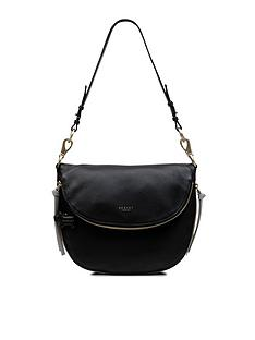 radley-radley-pudding-lane-black-medium-flapover-shoulder-bag