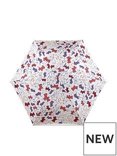 radley-radley-speckle-dog-mini-telescopic-umbrella
