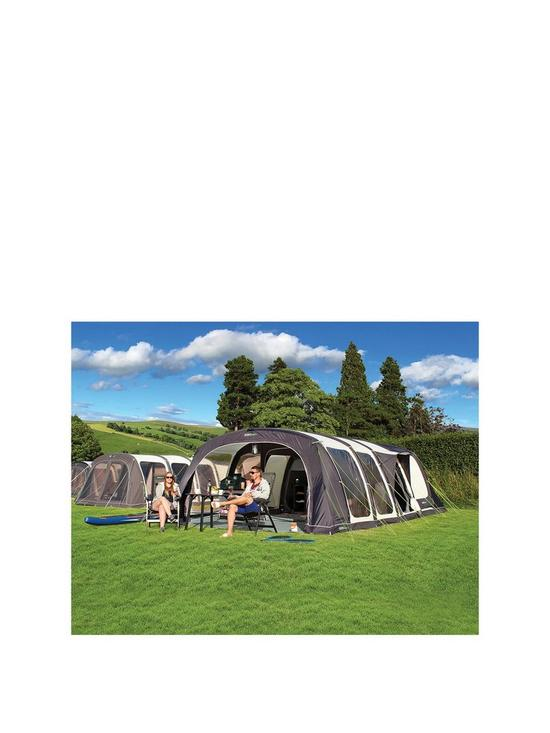 sc 1 st  Very & OUTDOOR REVOLUTION Airedale 7 Man Air Tent | very.co.uk