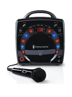 singing-machine-sml283bk-karaoke-machine-with-mic