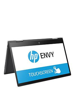 Image of Hp Envy X360 15-Bq100Na Amd Ryzen 5, 8Gb Ram, 1Tb Hard Drive &Amp; 128Gb Ssd, 15.6 Inch Touchscreen 2-In-1 Laptop - Laptop Only