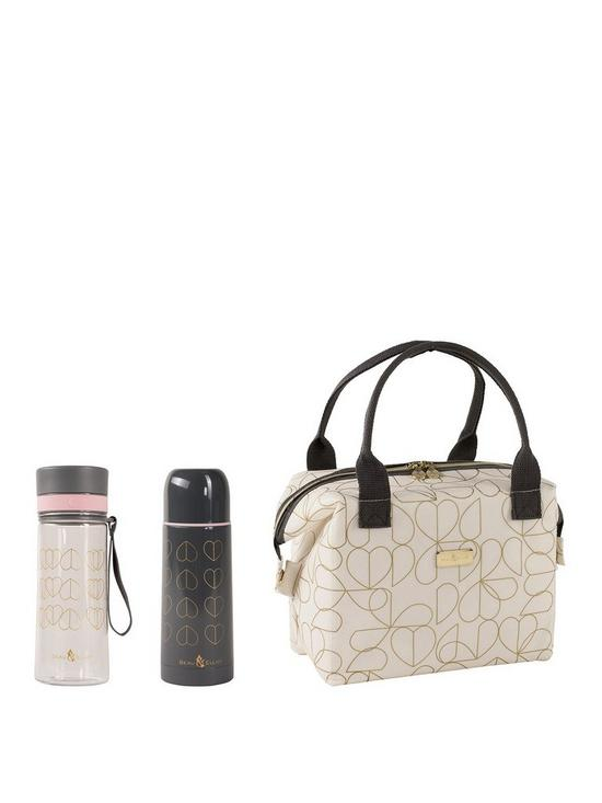 914eed4221 BEAU & ELLIOT Oyster Convertible Lunch Bag With Flask And Hydration Bottle