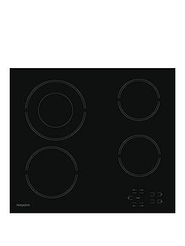 hotpoint-hr612chnbsp60cmnbspbuilt-in-electric-ceramic-hob-black