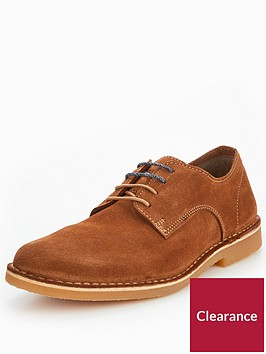 selected-homme-royce-light-suede-shoe-cognac-brownnbsp