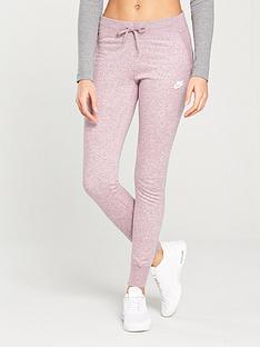 nike-sportswear-tight-fleece-pant-pink