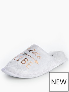 v-by-very-bride-tribe-mule-slipper-white