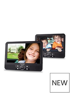 nextbase-voyager-9-inch-dual-in-car-dvd-players