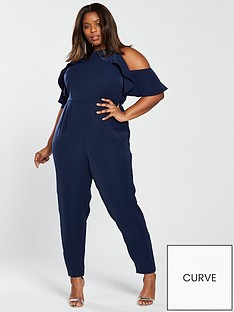 v-by-very-curve-ruffle-cold-shouldernbspjumpsuit