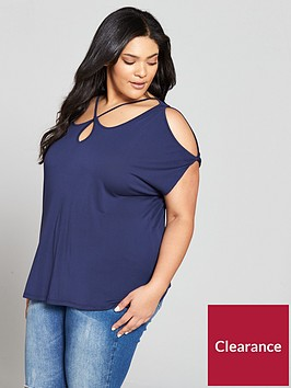 v-by-very-curve-cross-neck-detail-longline-top