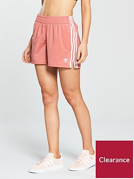 adidas-originals-adicolor-3-stripe-short-light-pinknbsp