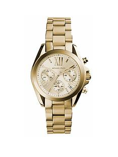 michael-kors-mk5798nbspmini-bradshaw-gold-plated-bracelet-ladies-watch