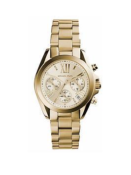 michael-kors-mk5798nbspmini-bradshaw-gold-plated-bracelet-ladies-watch