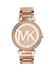 michael-kors-michael-kors-parker-pvd-rose-gold-logo-dial-bracelet-ladies-watch