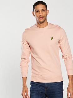 lyle-scott-lyle-amp-scott-crew-neck-sweatshirt