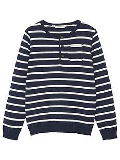 mango-boys-striped-knit-jumper