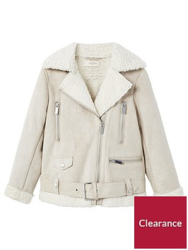 mango-girls-faux-shearling-jacket