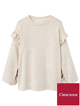 mango-girls-ruffle-sweat-top