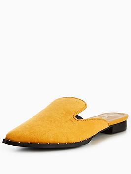 Glamorous Studded Loafer