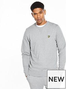 lyle-scott-sport-crew-neck-sweatshirt