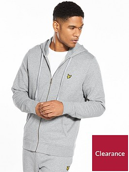 lyle-scott-lyle-amp-scott-zip-through-hoodie