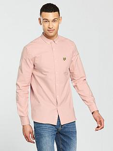 lyle-scott-lyle-amp-scott-classic-long-sleeved-oxford-shirt