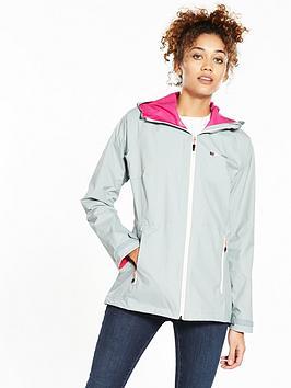 Berghaus Stormcloud Waterproof Jacket - Light Grey