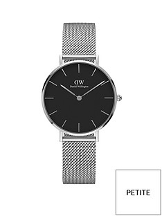 daniel-wellington-daniel-wellington-petite-sterling-silver-black-face-32mm-case-silver-mesh-strap-ladies-watch