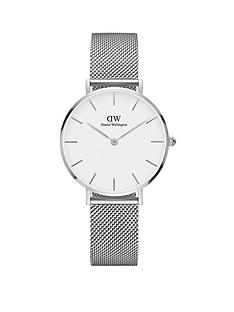 daniel-wellington-daniel-wellington-petite-sterling-silver-white-face-32mm-case-silver-mesh-strap-ladies-watch