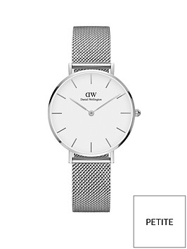 daniel-wellington-daniel-wellington-petite-sterling-silver-white-face-32mm-case-silver-mesh-strap-ladies-watch