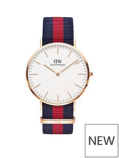 daniel-wellington-daniel-wellington-oxford-rose-gold-40mm-case-red-and-blue-nato-strap-mens-watch