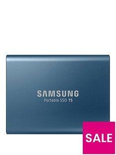 Samsung External Portable SSD T5 series 250Gb