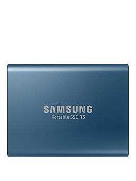Samsung External Portable Ssd T5 Series 500Gb