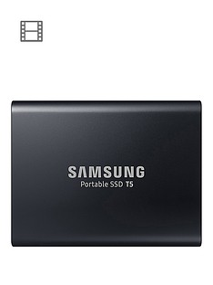 Samsung External Portable SSD T5 Series 1Tb