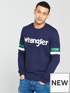 wrangler-logo-sweatshirt