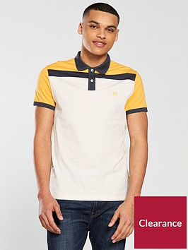 wrangler-colourblock-polo