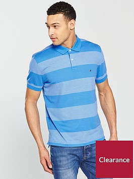 tommy-hilfiger-jacquard-structured-polo