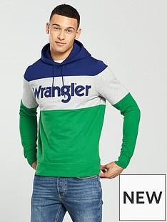 wrangler-colourblock-hoody