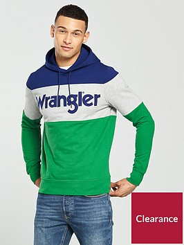 wrangler-colourblock-hoody