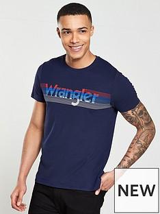 wrangler-stripe-logo-t-shirt