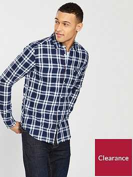 wrangler-one-pocket-checked-shirt