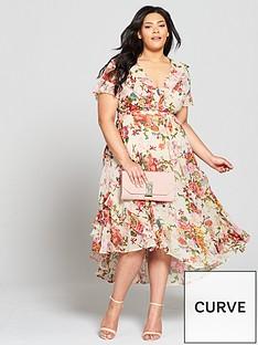 v-by-very-curve-ruffle-printed-maxi-dress