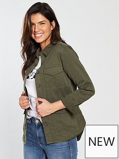 v-by-very-utility-shacket-khaki
